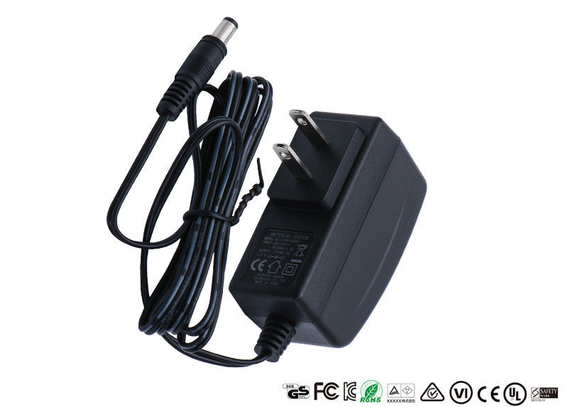 5V 1A 1.5A 2A 9V 1A 24V AC DC Power Adapter UL Listed US Plug Switching Power Supply