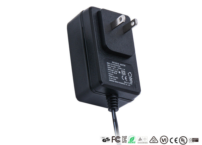 Level VI 5V 3A Power Adapter With UL CUL GS CE SAA FCC ROHS 3 Years Warranty