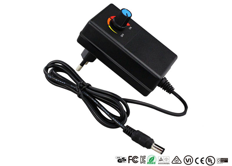AC To DC Variable Power Adapter 3V - 12V LED Power Switching Adaptor 12 Volt